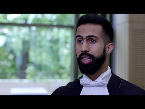 Cambridge MBA career and alumni stories 2019:  Michael Virk