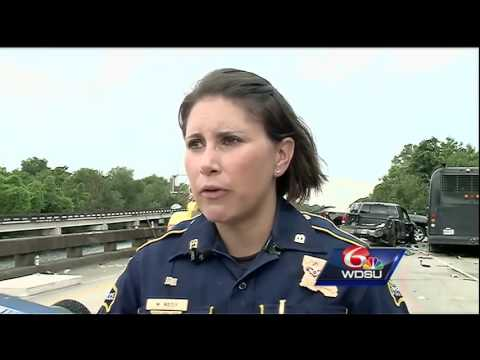 Unlicensed driver arrested in multi-vehicle crash on I-10 that killed St. John Parish fire chief