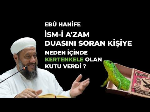 Mutlaka Kabul Olan İsm-i A'zam Duası Kuran'da Mı Gizli ? | İsmail Hünerlice Hoca