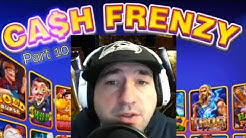CASH FRENZY CASINO Slots / Slot Machines P10 Free Mobile Game Android Ios Gameplay Youtube YT Video
