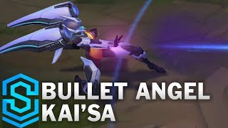 Bullet Angel Kai'Sa Skin Spotlight - Pre-Release - League of Legends