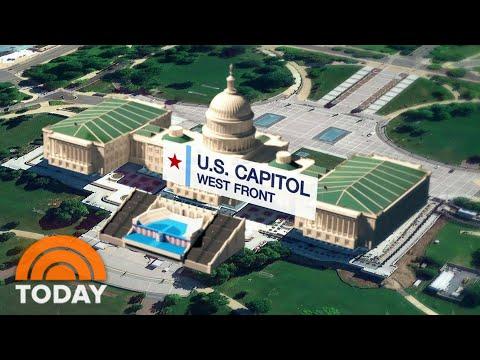 How The Inauguration Of Joe Biden Will Unfold | TODAY