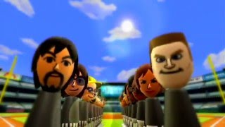 Wii Sports Baseball (Solo) - DON'T LOOK AT ME!