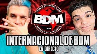 ¡LA INTERNACIONAL DE BDM! | BDM DELUXE 2018 EN DIRECTO - #TEAMPARTNER thumbnail