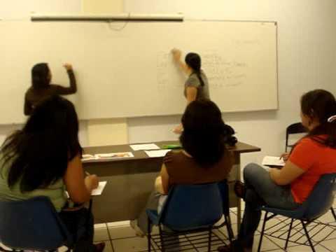 CLT class by Liliane y Anahi