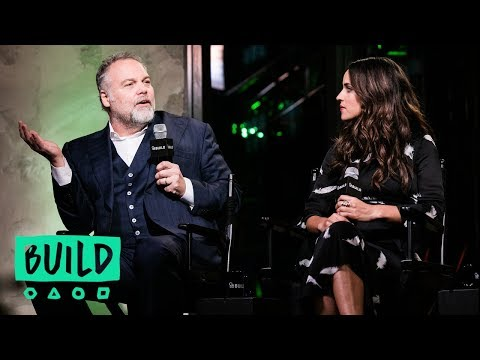 Vincent D'Onofrio And Adria Arjona Discuss