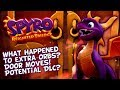 Spyro Reignited - What Happened To Extra Orbs? Door Hinting at DLC? Female Dragons Were Considered!