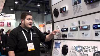Sony Car Audio @ CES 2012 | Pacific Stereo
