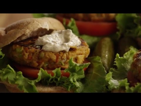 How to Make Tuna Burgers | Fish Recipes | Allrecipes.com