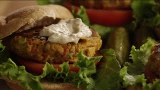 Fish Recipes - How To Make Tuna Burgers