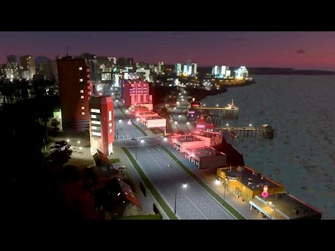 Leisure and Tourism! — Cities Skylines: After Dark