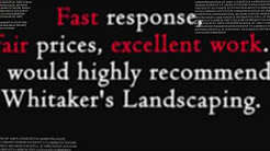 Landscaping Service Reviews—Annapolis Landscapers 410-626-9699