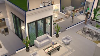 The Sims Mobile House Build Ideas   A Family Home 🏡