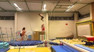 Learning Kovacs on highbar in 40 attempts