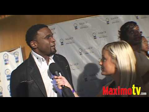 Darius McCrary Interview at the 19th Annual NAACP Theatre Awards