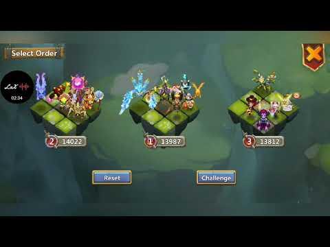 Lost Battlefield Destroying Teams Main Account Castle Clash