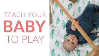 Can Babies Play Independently?