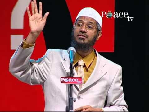Dr Zakir Naik - Is Terrorism a Muslim Monopoly - Part 03