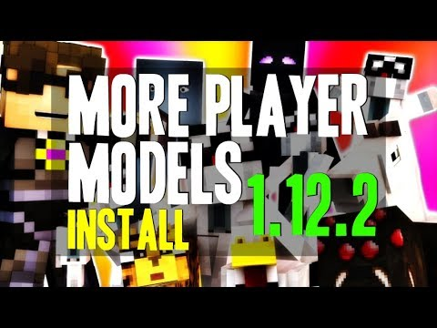 minecraft more player models 1.12.2