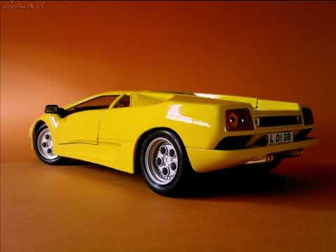 lamborghini diablo maisto 1 18 youtube. Black Bedroom Furniture Sets. Home Design Ideas