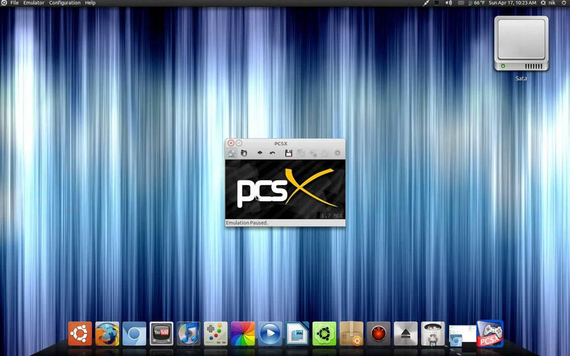 pcsx reloaded open GL plugins Ubuntu 10 10 32 bit