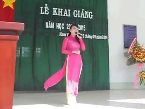 THPT Nam Yen khai giang (Băng)