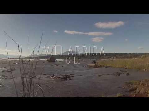 Time lapse Villarrica Chile