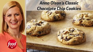 Anna Olson&#39s Chocolate Chip Cookies Are a Classic for a Reason