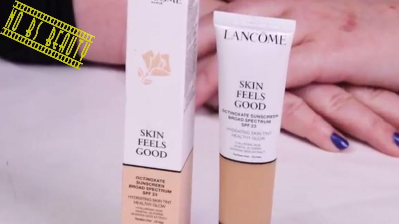 Lancome skin feels good