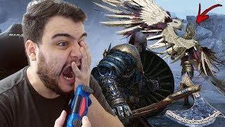 DERROTANDO TODAS AS VALQUÍRIAS! - GOD OF WAR PS4 - PARTE 27