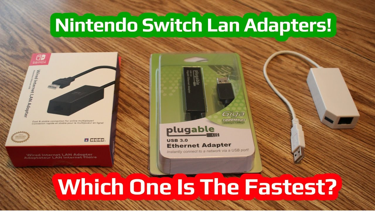 nintendo switch lan adapters which one should you buy  [ 1280 x 720 Pixel ]