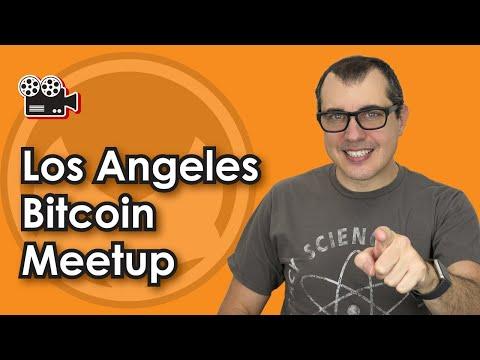 Los Angeles Bitcoin Meetup - January 2014