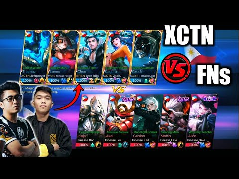 Finesse VS Execration insert Bren Ribo | 5v5 Ranked Game