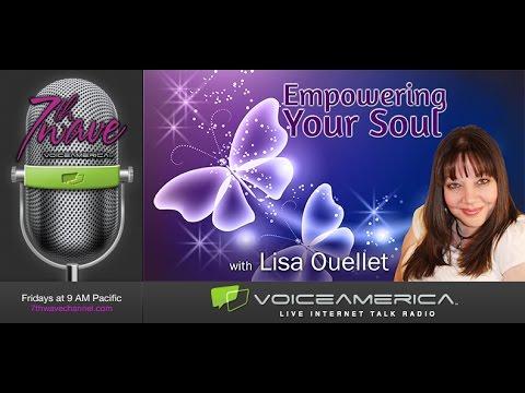 Psychic Lisa Ouellet Interviews Medium Debbie Raymond Pinet on Paranormal/Superstitions