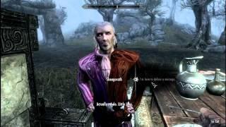 skyrim sheogorath daedric prince of madness