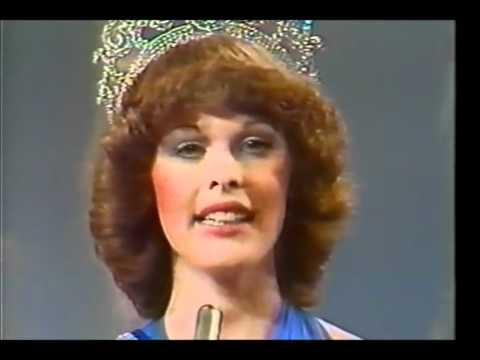 Rina Messinger ( Israel ), Miss Universe 1976 - Farewell Walk