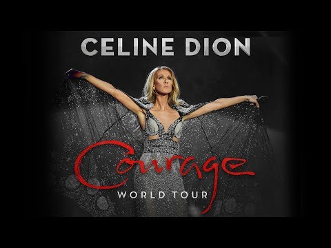 Celine Dion - Courage World Tour (2019-2020)