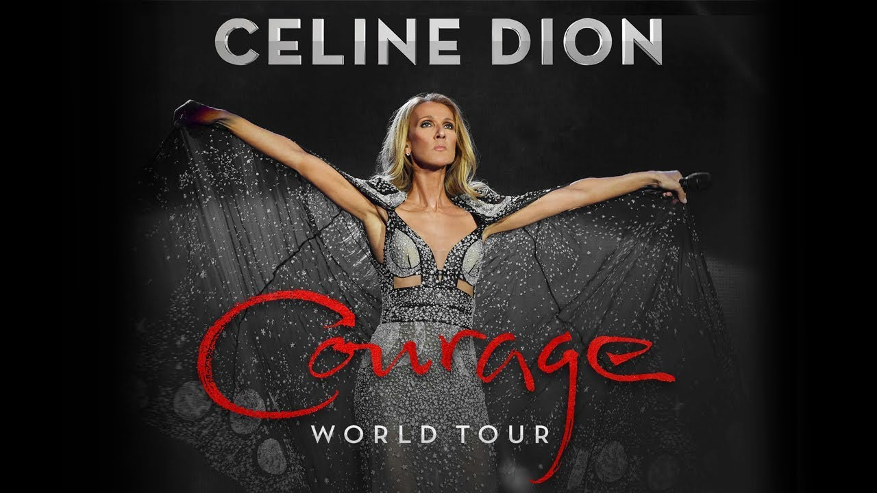 celine dion courage - photo #3