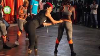 BEV & Crew   Dancing to Zim Dancehall music #263Chat