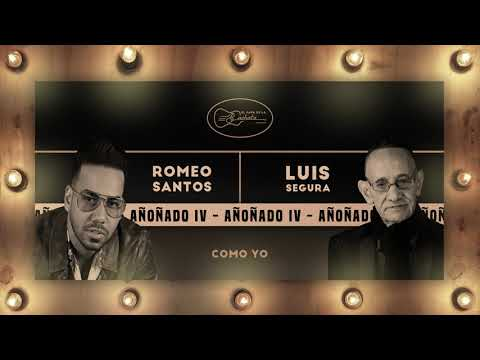 (Bachata) Luis Segura, Romeo Santos – Como Yo (Audio Oficial)