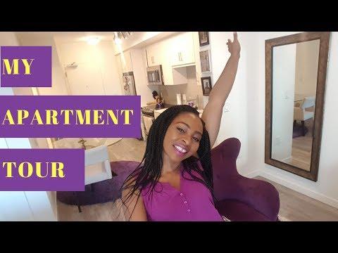 MY APARTMENT TOUR | STUDIO APARTMENT