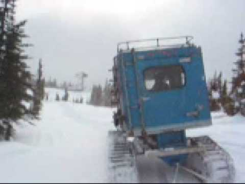 Smithers Tucker Sno-cat Skiing