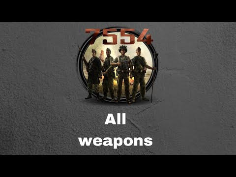 7554 : All weapons Showcase ( PC )  