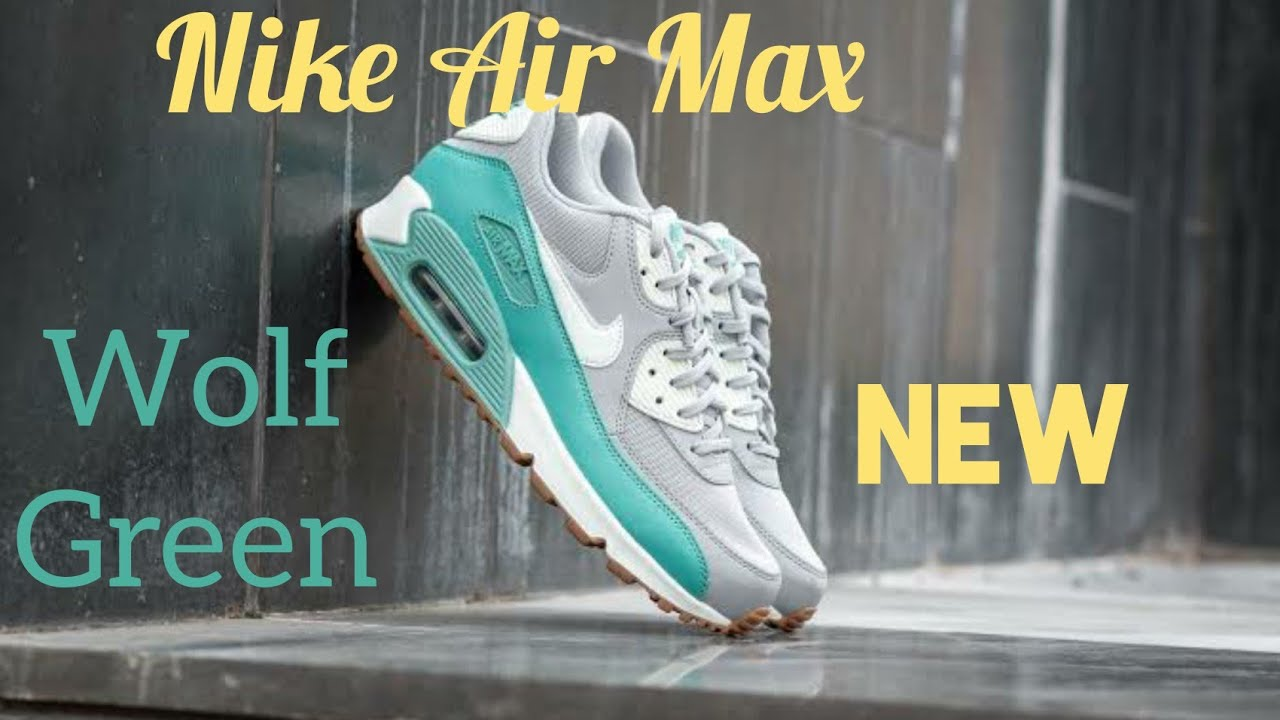 187a5388cb Nike air max | Sneaker review | Unboxing | On feet | WMNX 90 essential green