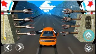 High Speed Death Car Stunt Mania - Speed Car Bump Challenge - Android Gameplay FHD