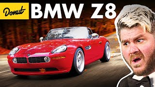BMW Z8 - The Forgotten Ferrari Killer | Up to Speed