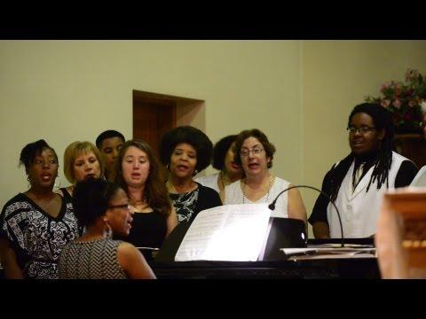 St. Paul's Gospel Choir 2013