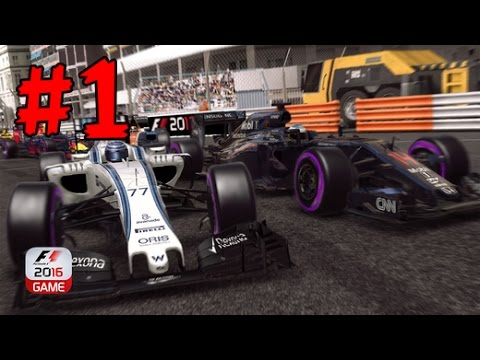 F1 2016 (By Codemasters) iOS/Android Gameplay Mobile Game