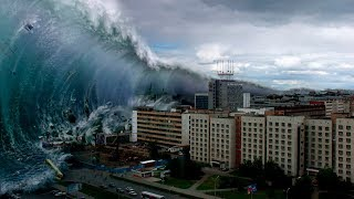 The Most Giant Waves Caught on Camera