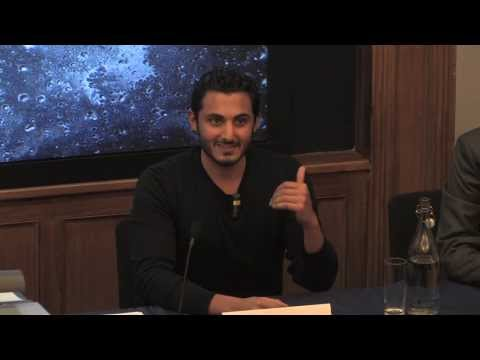 Follow Your Dreams - The story of an Arab with Altitude (UCL Global Citizenship Lecture)
